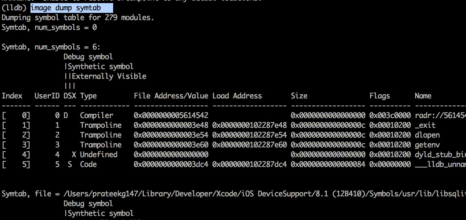 Ios Application Security Part 43 Fat Binaries Lldb Usage